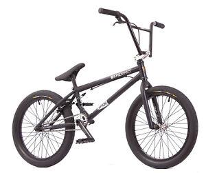 KHE BMX Bike Silencer LT Black 20 Inches With Affix Rotor Only 9,9kg