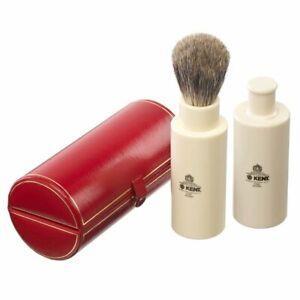 Kent Pure Badger Travel Shaving Brush