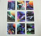 Star Trek Stamps Official Ships of the Galaxy Commemorative Stamps Grenada RARE