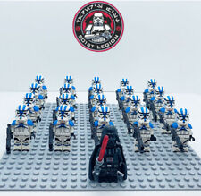 STAR WARS Darth Vader 501 Legion Armored Clone troopers 21 Minifigures Lego Kids