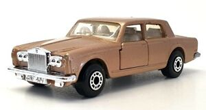 Matchbox 75 Small Scale Diecast 39 - Rolls Royce - Gold