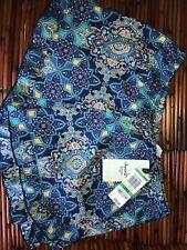 AMERICAN RAG  Shorts Crinkle Textured PALE MAUVE COMBO Ruffle Hem  MSRP $44.50