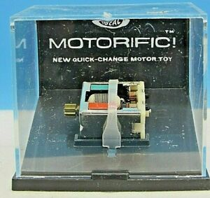 IDEAL VHTF MOTORIFIC SERIES QUICK CHANGE MOTOR FOR BATTERY OPERATED SLOT CAR