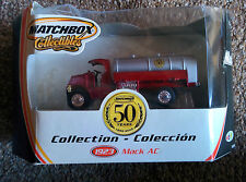 Matchbox Collectibles MACK AC with 50 years logo 1952-2002