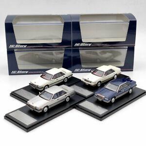 Hi-Story 1/43 Nissan Laurel 4Door Hardtop V20 Turbo Medalist 1984 HS226 Resin