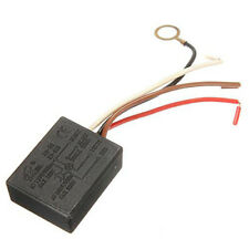 DIY NEW 3 Way Table Desk Light Parts Touch Control Sensor Switch Dimmer Lamp 3A