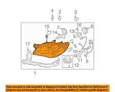 84913FE540 Subaru Lens body compl 84913FE540
