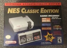 Nintendo Entertainment System NES Classic Edition Console 30 Games Brand New USA