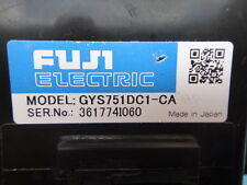 1pcs Fuji servo motor GYS751DC1-CA  tested