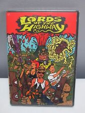Lords of the Highway DVD 2006 Cleveland OH Rock N Roll Purgatory