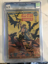 All Star Western #11 CGC 6.5 DC Comics 1972 2nd Jonah Hex Appearance