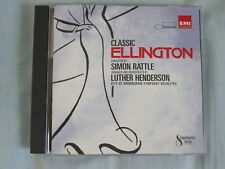 Simon Rattle - Classic Ellington Lena Horne Clark Terry Birmingham Symphony Orch