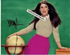 """MAYIM BIALIK """"THE BIG BANG THEORY"""" IN PERSON SIGNED 8X10 COLOR PHOTO 1 """"PROOF"""""""