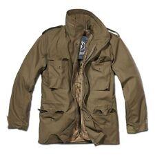 Jacke Brandit M65 Standard Feldjacke Herrenjacke ausknöpfbare Innenjacke  oliv 34912ff32a
