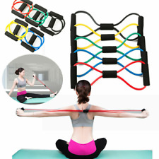 Chest enhancing body shaping yoga workout pulling fitness fun exerciser