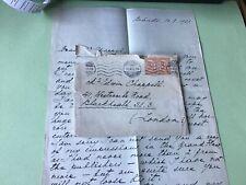 Helsinki Finland 1929 Letter & Postal cover   Ref R32601