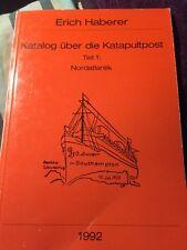 Katapultpost Catalogue By Erich Haberer North Atlantic 1992