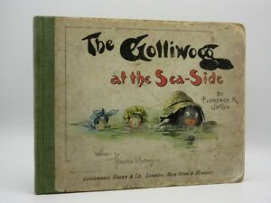 At the Sea-Side FLORENCE K. UPTON 1898 1st Edition/First Printing (Dutch Dolls)