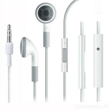 Headphones Earphones PHF With Mic & Remote For Apple iPhone 5 /4 /4S /3GS /iPad