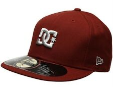 RARE! DC Shoes Finally Skateboard New Era 59Fifty Hat 7 1/2  Empire Sick Lid!
