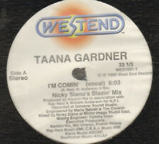 TAANA GARDNER - I'm Comin' (Nicky Siano Mix) - West End