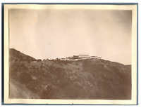 Algérie, Fort National  Vintage print.  Tirage citrate  7x10  Circa 1900