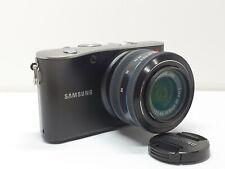 Samsung NX100 14.6MP Digital Camera + 20-50mm ED Lens