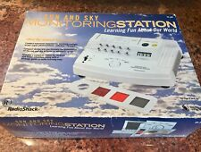 Radio Shack Sun And Sky Monitoring Station 28-281 + TWO (2) NEW 9V Batteries