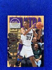1995 Fleer Brian Grant Basketball Card #1 Sacramento Kings
