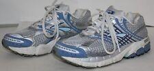 Brooks Ariel Running Shoes Women's size 7 Silver/Blue