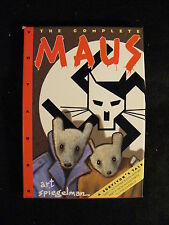 The Complete Maus Voyager (CD-ROM Edition, Manual) Explore the Graphic Novel
