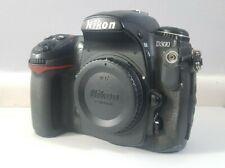Nikon D D300 12.3MP DSLR Camera - Black
