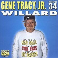 "GENE TRACY, JR., CD ""WILLARD"" NEW SEALED"