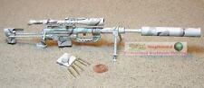 M200_E 1:6 Scale MODEL CHEYTAC INTERVENTION M-200 DESERT RIFLE GUN M200