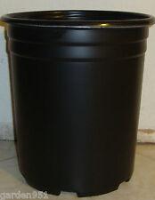 5 gallon  plastic nursery container garden plant pots   ( lot of 50 )