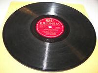 "Charlie Spivak White Christmas / Yesterday's Gardenias 10"" 78 Columbia 36649"