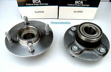 (2) Federal-Mogul Bearings BCA 512016 Axle Hub Assembly fit Altima Stanza Axxess