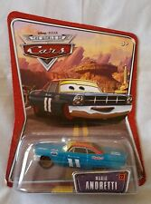 Disney Pixar Cars MARIO ANDRETTI Series 3 (World of Cars) 1:55 Diecast