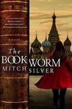 BOOKWORM - a Novel by Mitch Silver Hardcover Book Free Shipping LN 2018