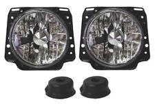 MK2 GOLF Headlamps, Mk2 Golf Crystal clear for RHD, Supplied as Pair