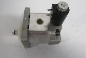 Casappa PLM20.11.2R0 Polaris 20 Hydraulic Gear Pump .69in3/cm 250BAR ! NOP !