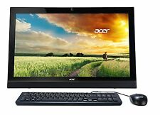 "Acer AZ1-622-UR53 21.5"" HD Screen All-in-One Desktop, Intel 1.6GHz;4Gb;500HD;W10"