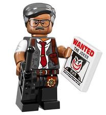 LEGO NEW BATMAN MOVIE SERIES Commissioner Gordon MINIFIGURE 71017 FIGURE