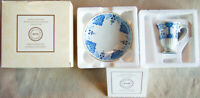 "1984 Avon European Tradition Coll. ""FLORENCE"" Porcelain 22k Gold Cup/Saucer NEW!"