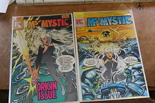 Ms. Mystic #1 & #2