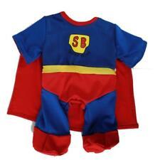 Costume de Superman - 40cm - Vêtements pour nounours, ours en peluche