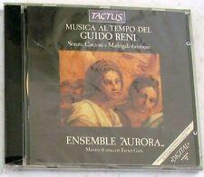 Enseble Aurora - MUSICA AL TEMPO DEL GUIDO RENI - CD Sigillato
