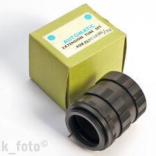 M42: 3er Satz Auto-Zwischenringe * Extension Tube Set