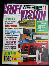 HIFI VISION 11/93. TECHNICS SE A, SU C 2000,PROTON AP 400,AA 461,YAMAHA CX, MX 1