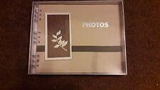 Spiralbound album fotografico, 25 CM x 19 cm.